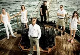 final temporada el barco Final de la primera temporada de El Barco