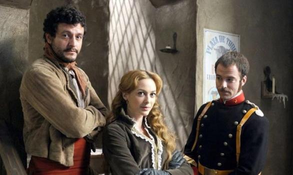 Los nuevos acontecimientos de la serie de Antena 3 Bandolera Los nuevos acontecimientos de la serie de Antena 3 Bandolera.