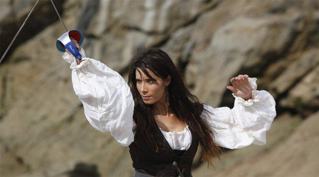 """La serie de Telecinco """"Piratas"""" no esta cumpliendo las expectativas"""