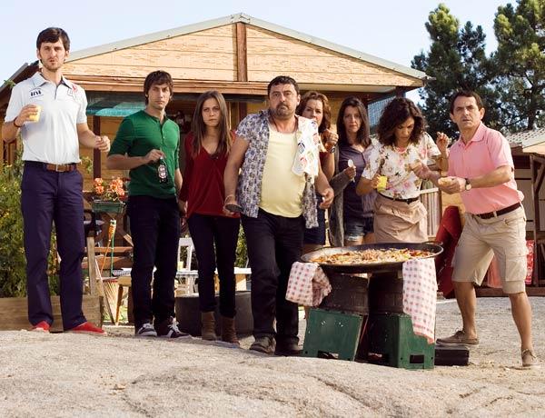 La telecomedia se estrena en Antena 3 el próximo 1 de febrero
