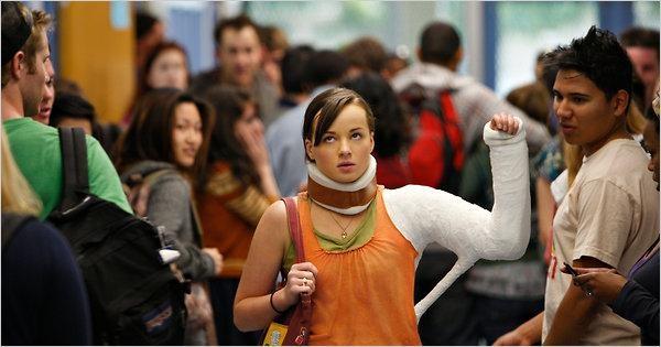 La chica invisible La chica Invisible llega a MTV