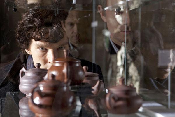 SHEEEEEEEEEEEERLOCK Sherlock continuará mínimo hasta la tercera temporada
