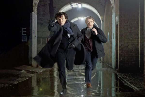 SHEEEEEEEEEERLOCK El jueves se estrena la segunda temporada de Sherlock