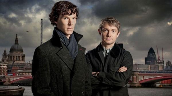 SHERLOCK La miniserie Sherlock se estrena hoy en Antena 3