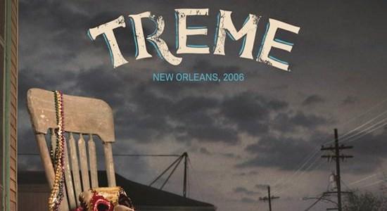 TREME Hasta Octubre no se estrenará la tercera temporada de Treme