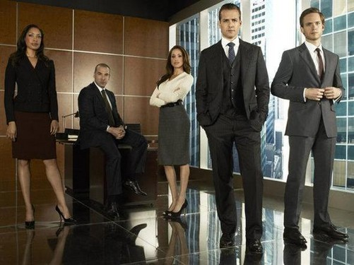 Suits1 Custom Copiar2 Hoy se estrena la esperada serie Suits: La clave del éxito