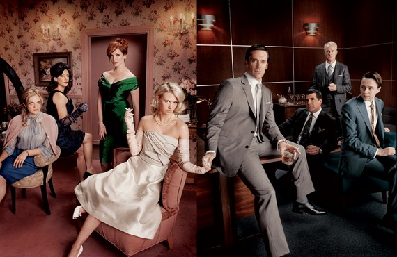 Mad Men Copiar Mad Men próximamente en Canal Plus