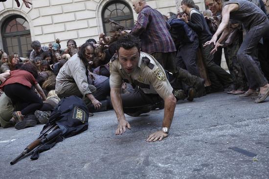 The Walking Dead1 Alguien se ha ido de la lengua con el final de The Walking Dead