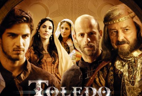 Toledo 1 Antena 3 prescinde de caballeros y damas medievales