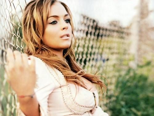 Lindsay Lohan glee Copiar Nuevos personajes famosos aparecerán en Glee