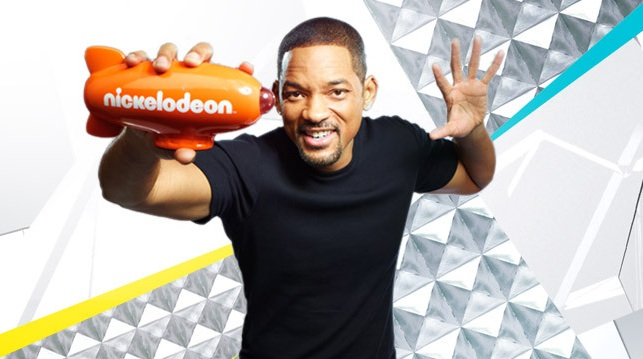 Will Smith Ganadores de los Kids Choice Awards 2012
