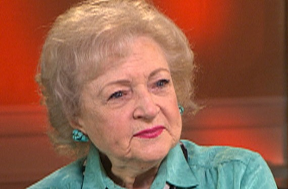 betty Betty White tendrá un papelito en The client list