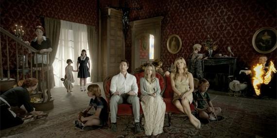 American Horror Story Copiar Avances sobre la segunda temporada de American Horror Story