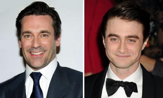 Daniel Radcliffe and Jon Hamm to play doctor in Sky Arts series Copiar Jon Hamm y Daniel Radcliffe juntos en una miniserie