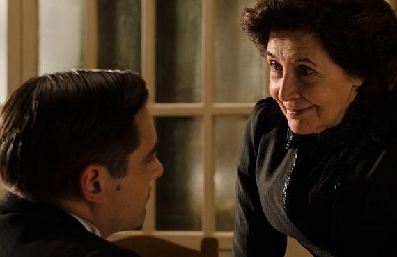 concha.velasco Concha Velasco habla sobre la segunda temporada de Gran Hotel
