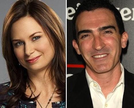 rajskub fischler Copiar Personajes nuevos en la octava temporada de Anatomia de Grey