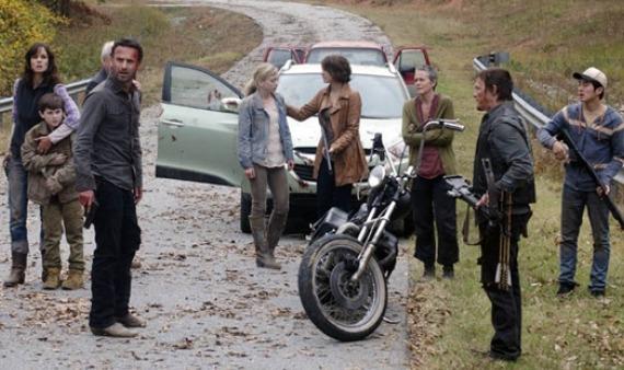 zom2 Primer adelanto de la tercera temporada de The Walking Dead