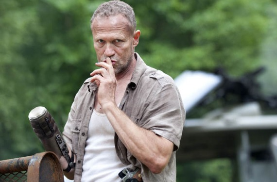 merle2 El trailer de la tercera temporada de The Walking Dead ya está aquí