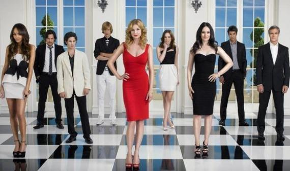 revenge1 El creador de Revenge habla de la segunda temporada