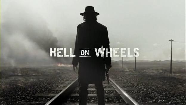 Hell.on .Wheels Infierno sobre ruedas muy pronto en Antena 3