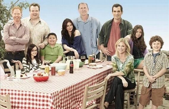 Modern Family Copiar Los actores de Modern Family piden la anulación de sus contratos