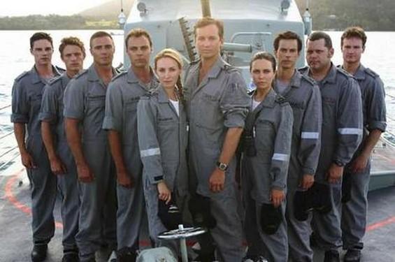 Sea Patrol Copiar Estreno hoy de la serie Sea Patrol en Nitro