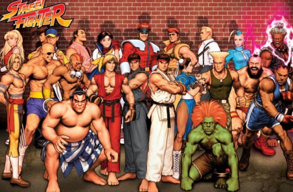 ju1 Street Fighter será una serie