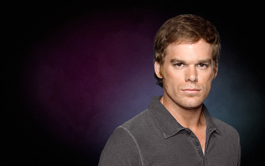 Michael C. Hall interpreta a Dexter.