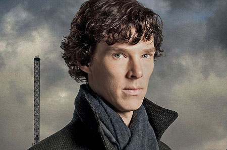 Benedict Cumberbatch en Sherlock Sherlock nos da una pista sobre cuando regresará...