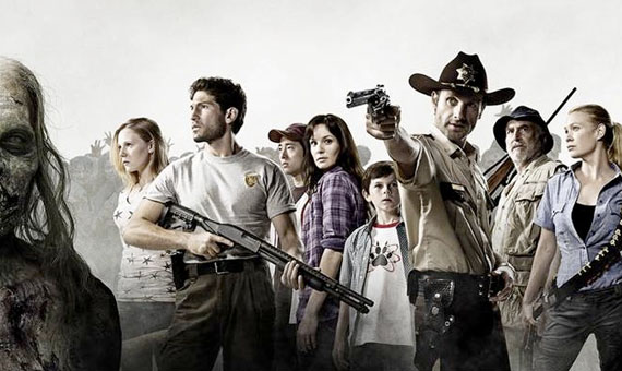 The Walking Dead Todo sobre la tercera temporada de The walking dead