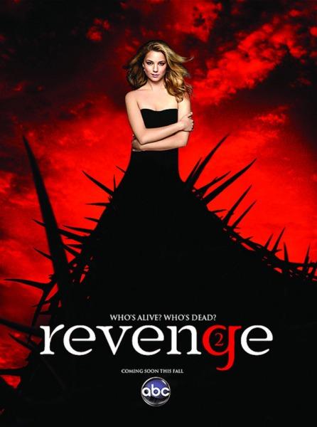 revenge.poster1 La venganza continúa en Los Hamptons tras el verano