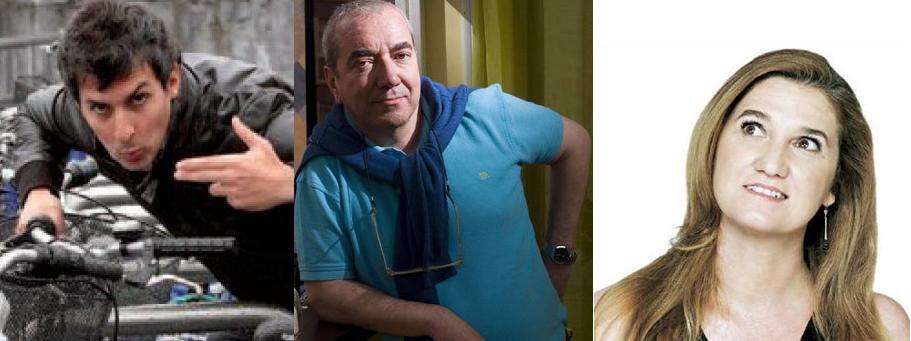 Janfri Topera Ana Wagener y Javier Ant%C3%B3n se incorporan a la segunda temporada de %E2%80%9CCon el culo al aire%E2%80%9D Las novedades de la segunda temporada de Con el culo al aire