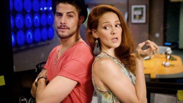 Luis Fernández y Ana Polvorosa en 'Fenómenos'.
