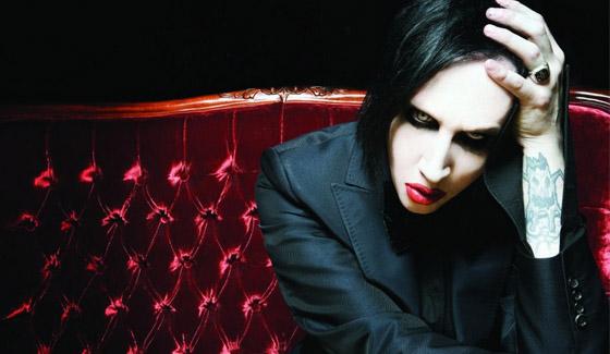 Californication David Duchovny Marilyn Manson Marilyn Manson estará en la sexta temporada de Californication