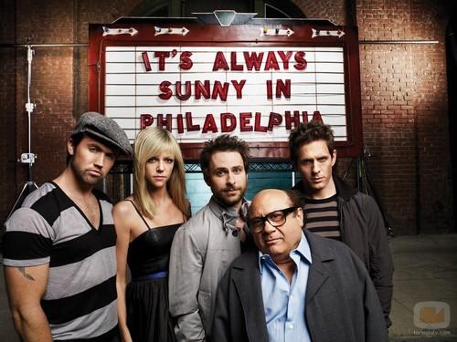 Colgados en Filadelfia Copiar Colgados en Filadelfia se estrena esta noche en FDF