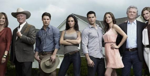 Dallas Copiar La segunda temporada de Dallas se estrenará el 28 de enero