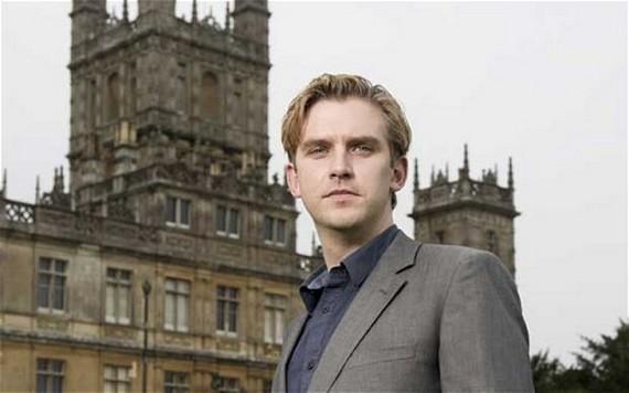 Dan Stevens Copiar Downton Abbey se queda sin Dan Stevens