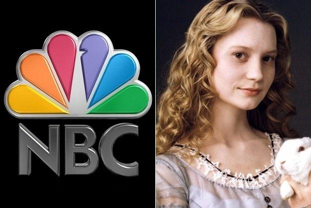 La cadena NBC está preparando 'Wonderland' (Secuela de Alicia en el pais de las maravillas)