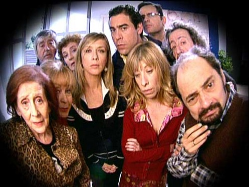 La que se avecina Copiar Cameos de Mario Vaquerizo y Silvia Abril, hoy en La que se avecina