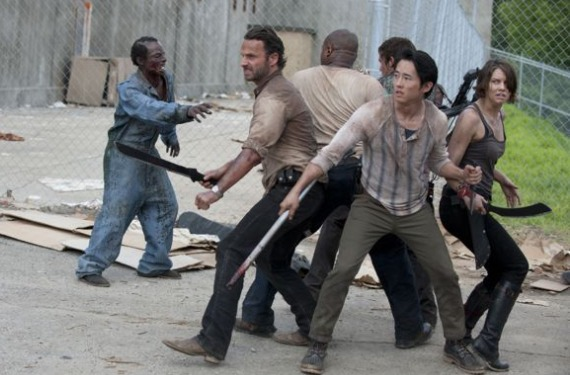 carcel11 The Walking Dead hace historia