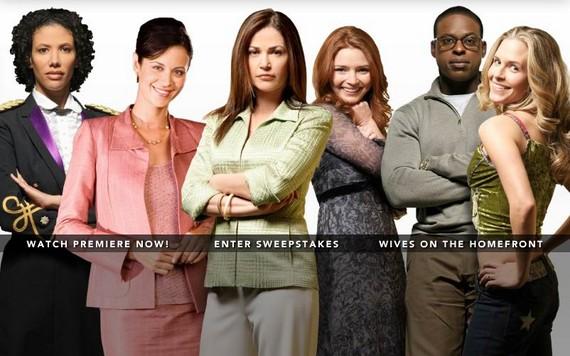 Army Wives Copiar Army wives estrena su sexta temporada en Cosmopolitan TV