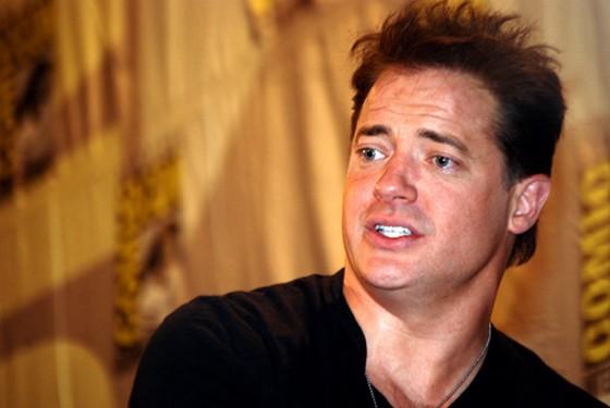 Brendan Fraser Copiar Brendan Fraser abandona Legends