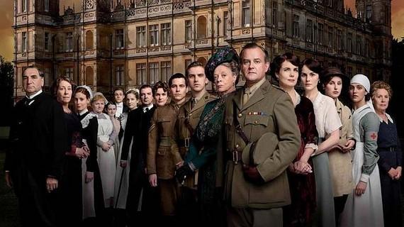 Downton Abbey Copiar1 Downton Abbey estrena su nueva temporada el próximo 28 de noviembre