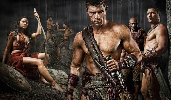 Spartacus Copiar Spartacus: Venganza 3x05, 3x06 y 3x07
