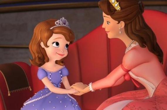 sofia.disney1 Disney Channel estrenará una serie infantil sobre la infanta Sofía