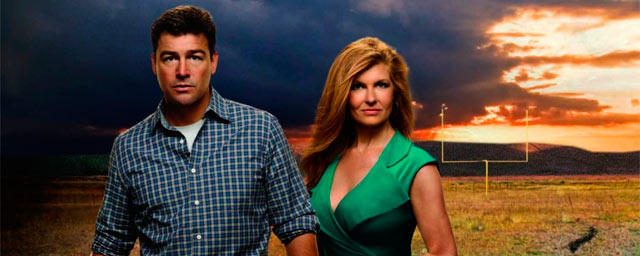 Los protagonistas de 'Friday Night Lights'