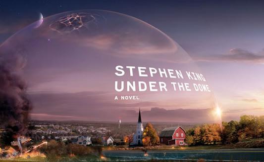 Steven Spielberg produce 'La cúpula' adaptación de la novela