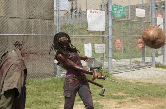 micho11 La desazón se instala en el seno de The Walking Dead