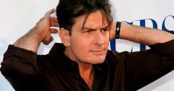 Charlie Sheen Copiar Charlie Sheen quiere dejar su huella en el final de Dos hombres y medio
