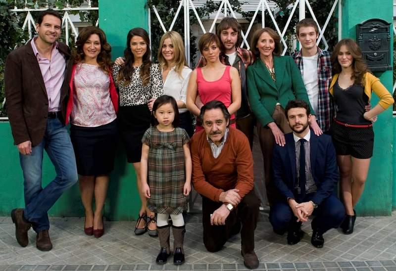 Familia en Telecinco